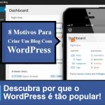 criar um blog em wordpress