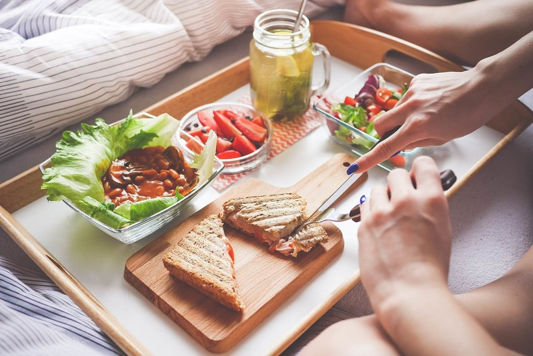 motivação- bom café da manhã