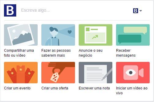 tipos de conteúdo - Como Ganhar Curtidas na Pagina do Facebook