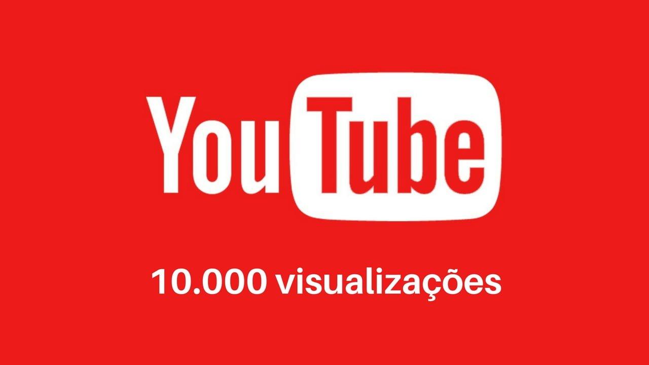 YouTube não exibirá anúncio em canais com menos de 10 mil visualizações